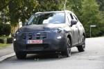Penampakan Fiat 500X yang tengah diuji coba (JIBI/Harian Jogja/Inaautonews)