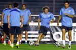 Timnas Uruguay (JIBI/Harian Jogja/Reuters)