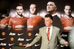 Pelatih baru Manchester United Louis Van Gaal saat berbicara di hadapan wartawan di Old Trafford Stadium. Foto: JIBI/Reuters/Nigel Roddis