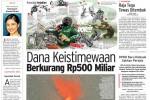 Harian Jogja Edisi Selasa 2 September 2014 (JIBI/Harian Jogja/dok)