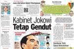 Harian Jogja Edisi Selasa, 16 September 2014 (JIBI/Harian Jogja/dok)