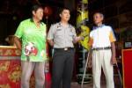 Sudaryoko (tengah) saat bersama warga, beberapa waktu lalu. (JIBI/Harian Jogja/Polsekta Gondomanan)