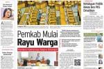 Harian Jogja Edisi Rabu, 17 September 2014 (JIBI/Harian Jogja/dok)