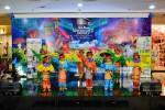 "Sejumlah anak-anak menampilkan tarian dalam kegiatan ""Kids Mania: Wonderland Journey"" di Plaza Ambarrukmo Jogja. Even tersebut digelar sejak Rabu (17/9/2014) hingga Rabu (24/9/2014) mendatang. (JIBI/Harian Jogja/Abdul Hamied Razak)"