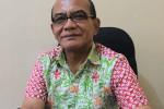 Kepala Dinsosnakertrans Gunungkidul Dwiwarna Widinugroho (JIBI/Harian Jogja/Kusnul Isti Qomah)