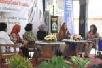Suasana diskusi dalam Roadshow Perpustakaan Nasional RI di Pendapa Rumah Dinas Bupati Sleman, Kamis (25/9/2014). (JIBI/Harian Jogja/Rima Sekarani I.N.)