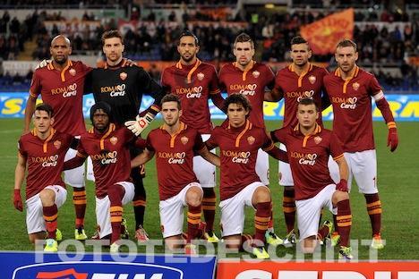 As roma penghuni puncak klasemen sementara di pekan kedua liga seri-a