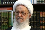 Ayatollah Naser Makarem Shirazi (presstv.ir)