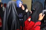 FOTO HAJI 2014 : Dibiayai Raja Arab, Anak Yatim Naik Haji