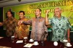 FOTO KONFLIK PPP : Satukan Jateng, Suryadharma Dikawal Mudrick