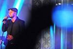 Penyanyi asal Swedia Maheir Zain membawakan lagu pada pembukaan Musabaqah Tilawatil Quran (MTQ) Internasioanl di Palembang Convention Center, Sumatra Selatan, Selasa (23/9/2014) malam. Sebanyak 83 Peserta dari 40 negara turut serta pada perhelatan yang memperlombakan dua cabang lomba, yakni tilawah atau pembacaan ayat Alquran dengan baik dan indah, serta tahfiz itu. (JIBI/Solopos/Antara/ Feny Selly)