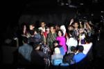 Jokowi  dan Iriana menonton Sipa 2014, Jumat (12/9/2014) malam. (Ardiansyah Indra Kumala/JIBI/Solopos)