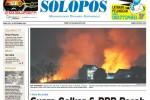 Halaman Depan Harian Umum Solopos Edisi Rabu, 24 September 2014