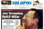 SOLOPOS HARI INI : Jero Wacik Tersangka Korupsi, Sidak Boediono hingga 9 Pembobol ATM di Soloraya