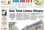 Halaman Soloraya Harian Umum Solopos edisi Kamis, 18 September 2014