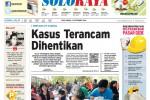 Halaman Soloraya Harian Umum Solopos edisi Senin, 15 September 2014