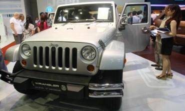 Ilustrasi mobil Jeep Wrangler (Yayus Yuswoprihanto/JIBI/Bisnis)