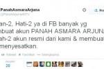 Informasi menyesatkan bermunculan jelang kedatangan pemain Mahabharata (Twitter)