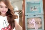 Jessica SNSD bersama cincin pertunangan Tyler Kwon (Allkpop.com)