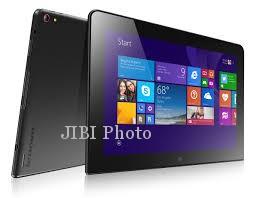Lenovo ThinkPad 10 (JIBI/Harian Jogja/Lenovo)