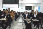 MAHASISWA BARU : STMIK Sinus Selenggarakan Osmaru 2014