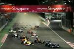 Ini dia sirkuit untuk ajang GP F1 di Marina Bay Singapura. Ist/Dok