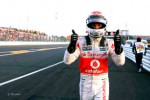 Pembalap Mc Laren Jason Button menghawatirkan kondisi sirkuit Suzuka. Ist/f1fanatic.co.uk