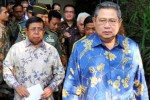 Presiden SBY menerima Koalisi Merah Putih di Puri Cikeas (JIBI/Solopos/Antara/Andika Wahyu)