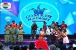 Tampilan Comedy Academy di Indosiar (Youtube)