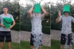 Tantangan Ice Bucket Challenge yang mendunia (Dailymail.co.uk)