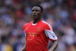 Pemain Southampton Wanyama menciptakan satu-satunya gol saat timnya mengalahkan Swansea. Ist/Dok