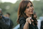 Cristina Fernandez (JIBI/Solopos/Reuters)