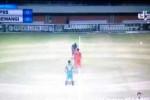 Pertandingan antara PSS vs Persewangi di Stadion Maguwoharjo, Selasa (2/9/2014) malam (JIBI/Harian Jogja/EljaTV)