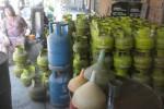 Ilustrasi penjualan elpiji (Iskandar/JIBI/Solopos)