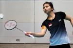 Pebulutangkis putri Greysia Polii pernah frustrasi akibat skandal Olympiade. Ist/PBSI