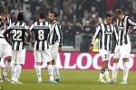 Reaksi para pemain Juventus saat mengalami kekalahan dalam sebuah pertandingan. Ist/dailymail.co.uk