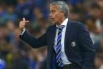 Reaksi manager Chelsea Jose Mourinho saat timnya melawan Schalke 04. JIBI/Rtr/Eddie Keogh