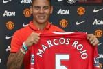 Kepindahan Marcos Rojo ke Manchester United bikin kisruh Sporting Lisbon. Ist/360nobs.com