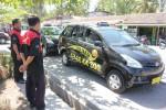 Taksi Afda melakukan orientasi lapangan dengan mengetem di RSUD Wates, Kamis (25/9/2014). (JIBI/Harian Jogja/Switzy Sabandar)