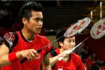 Tantowi/Liliyana punya modal untuk mengalahkan Zhang/Zhao di Final. Ist/Dok