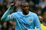 Gelandang Manchester City Yaya Toure bukan penyebab menurunnya performa tim. Ist/eurosport.com