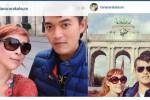 Foto Anak Deddy Mizwar bersama Janda Cantik (Instagram/rianararakalsum)