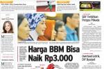 Harian Jogja Edisi Rabu Pon, 1 Oktober 2014 (JIBI/Harian Jogja/dok)