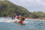 Sedekah Laut Baron, Waktu untuk Nelayan Berpesta