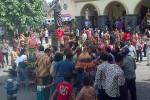 Sambut Hari Pangan Sedunia, Umat Katolik Gunungkidul Sediakan Gunungan
