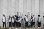 Harian Jogja-Pelajar Perangi Vandalisme (JIBI/Harian Jogja/Desi Suryanto)