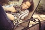 Brittany Maynard dan anjingnya Charley (http://www.thebrittanyfund.org/)