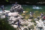 Objek wisata Sri Gethuk, Gunungkidul (JIBI/Harian Jogja/Wisnu Wardhana)