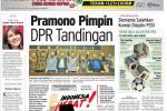 Harian Jogja Edisi Kamis Pahing, 30 Oktober 2014 (JIBI/Harian Jogja/dok)