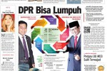 Harian Jogja Edisi Jumat Pon, 31 Oktober 2014 (JIBI/Harian Jogja/dok)
